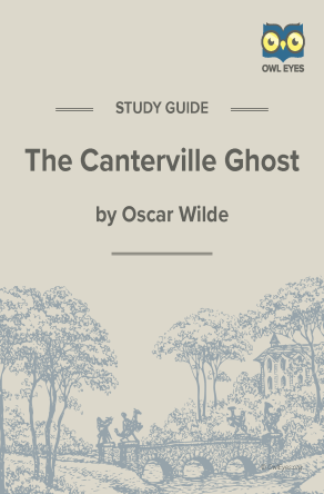 The Canterville Ghost Study Guide