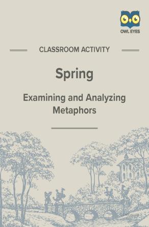 Spring Metaphor Activity