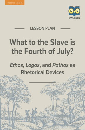 What to the Slave Is the Fourth of July? Rhetorical Devices Lesson Plan