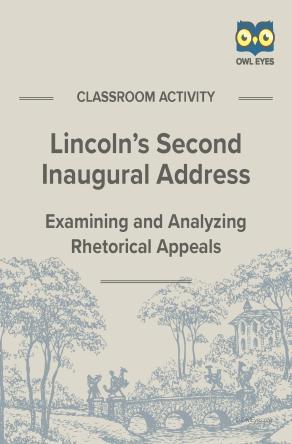Second Inaugural Address Rhetorical Appeals Activity