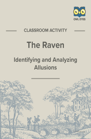 The Raven Allusion Activity