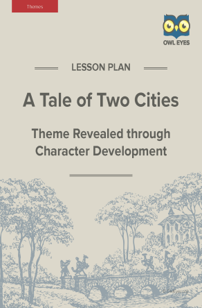 A Tale of Two Cities Themes Lesson Plan