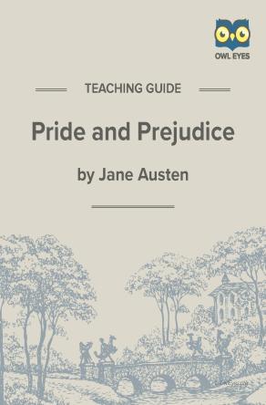 Pride and Prejudice Teaching Guide