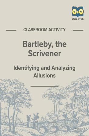 Bartleby Allusion Activity