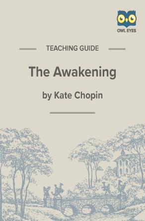The Awakening Teaching Guide
