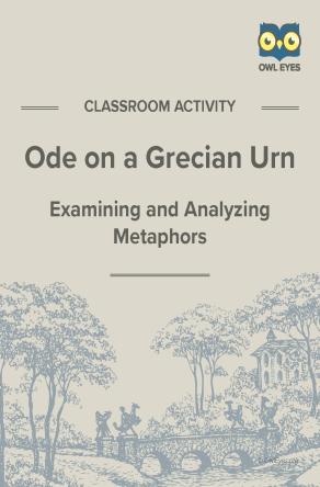 Ode on a Grecian Urn Metaphor Activity