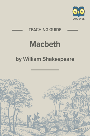 Macbeth Teaching Guide
