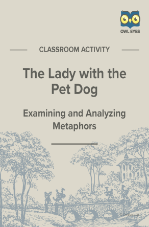 The Lady with the Pet Dog Metaphor Activity