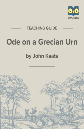 Ode on a Grecian Urn Teaching Guide