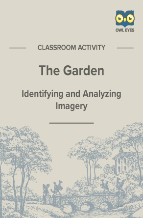 The Garden Imagery Activity