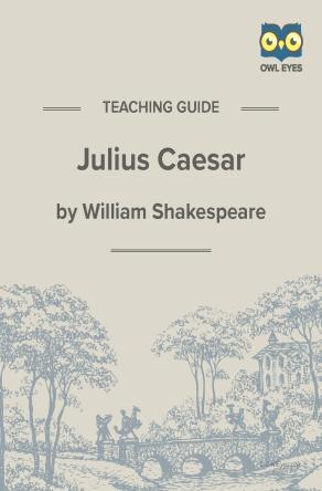 Julius Caesar Teaching Guide