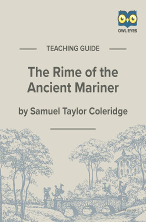 The Rime of the Ancient Mariner Teaching Guide