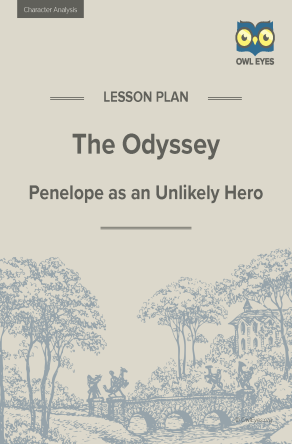 The Odyssey Character Analysis Lesson Plan