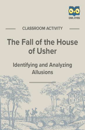 The Fall of the House of Usher Allusion Activity