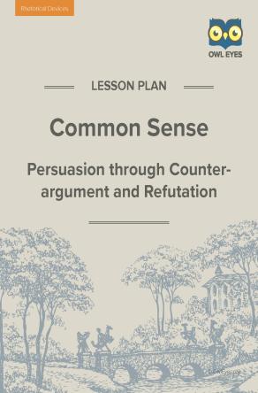 Common Sense Lesson Plan