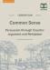 Common Sense Lesson Plan page 1