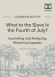 What to the Slave Is the Fourth of July? Rhetorical Appeals Activity page 1